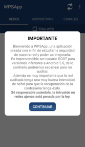 WPSApp captura 2